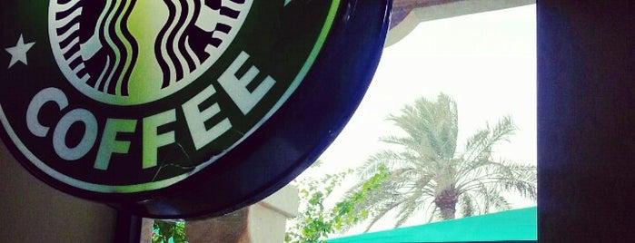 Starbucks is one of Tempat yang Disimpan Alishka.