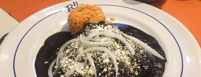 El Bajío is one of Mexico City Mexican Restaurants.