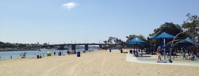 Mother's Beach is one of A local's guide: 48 hours in Long Beach, CA.