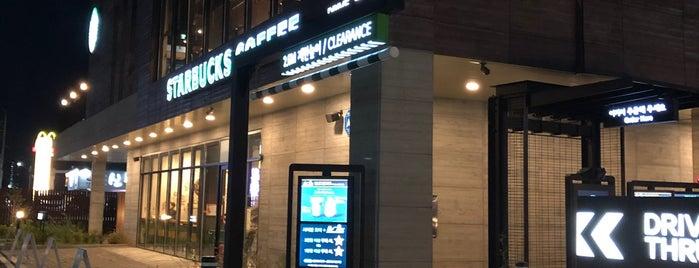 스타벅스 is one of EunKyu 님이 좋아한 장소.