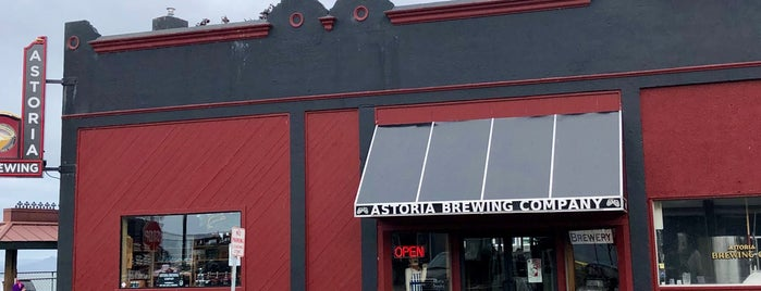 Astoria Brewing Co. is one of Oregon Brewpubs.