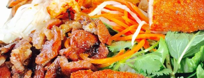 Phở Consommé is one of LA Haunts.