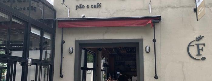 Fabrique Pão e Café is one of Pães Artesanais.