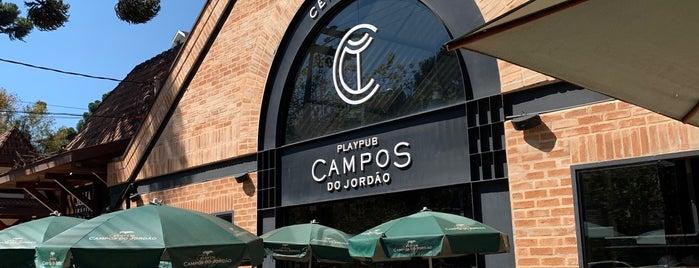 Cervejaria Campos do Jordão is one of Campos do Jordão.