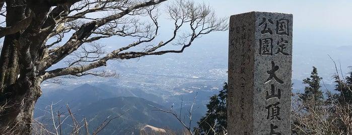大山阿夫利神社 奥社 is one of Posti che sono piaciuti a Nonono.
