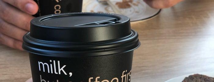 Coffee First is one of Orte, die Tatiana gefallen.