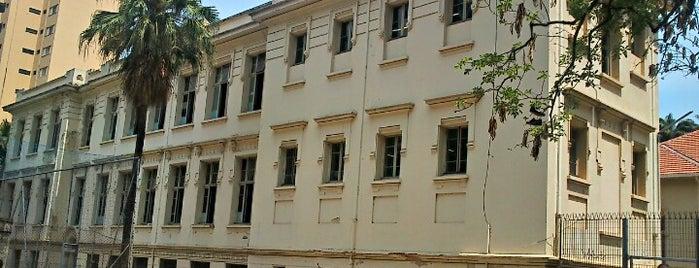 Escola Estadual Carlos Gomes is one of Lugares por AE.