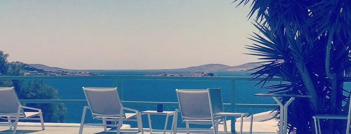 Omiros Hotel is one of Posti che sono piaciuti a Panagiotis.