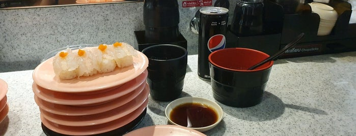 Sushi express is one of Orte, die Penny_bt90 gefallen.