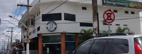 Restaurante Barriga Cheia II is one of สถานที่ที่ Diego ถูกใจ.