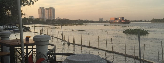 Boat House is one of HCMC.