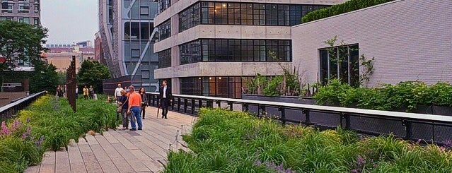 High Line is one of Affinia Manhattan's Local Tips.