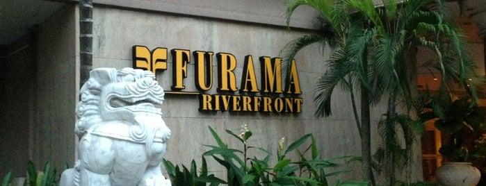 Furama Riverfront Hotel is one of Posti che sono piaciuti a MAC.