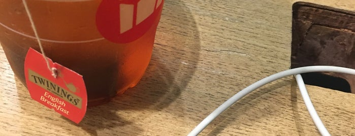 Hollys Coffee is one of Posti che sono piaciuti a Afil.
