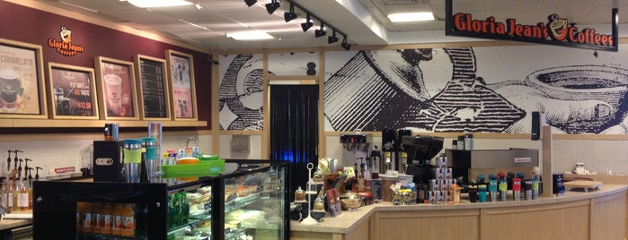 Gloria Jean's Coffee's is one of Bego : понравившиеся места.