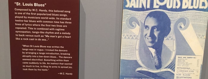 National Blues Museum is one of สถานที่ที่ Silene ถูกใจ.