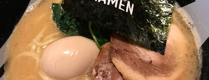 E.A.K Ramen is one of Locais curtidos por Silene.