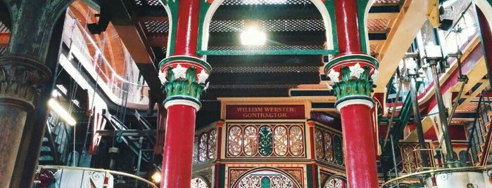 Crossness Pumping Station is one of Orte, die Thomas gefallen.