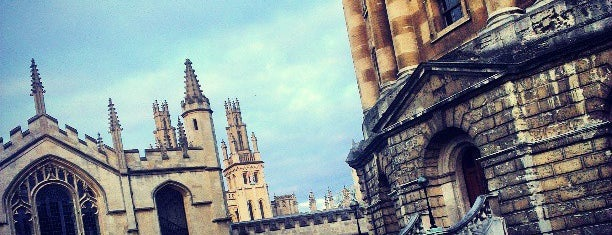 Radcliffe Square is one of London Favorites.