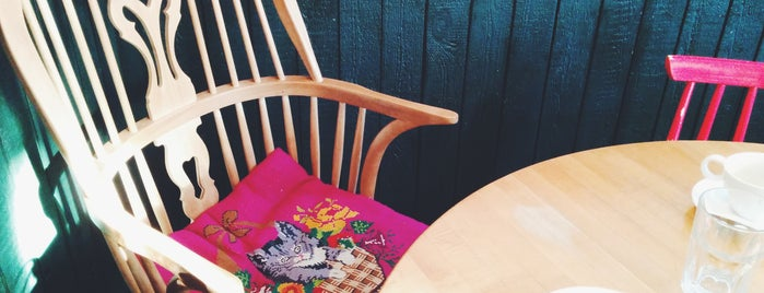 Rohelise maja kohvik is one of Orte, die Thomas gefallen.