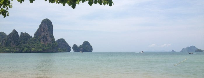 Tonsai Beach is one of Phi Phi.