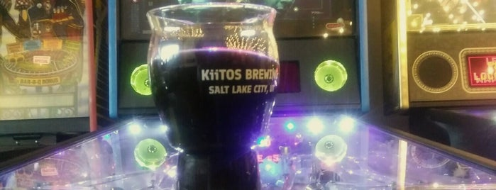 Kiitos Brewing is one of SLC 2019.