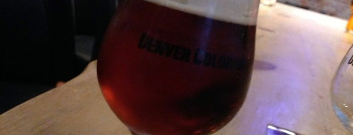 Woods Boss Brewing is one of Denver.