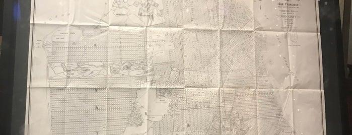 Schein & Schein Antique Maps & Prints is one of Lieux sauvegardés par Chris.