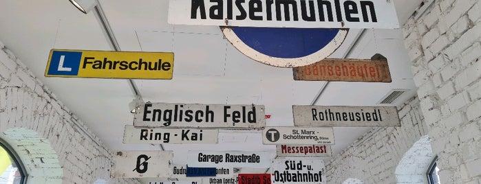 Remise – Verkehrsmuseum der Wiener Linien is one of Vienna my love.