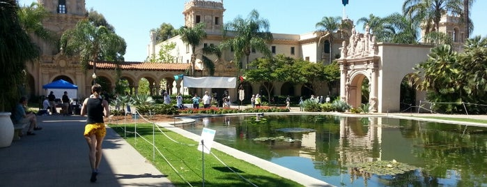 Balboa Park Trails is one of Trips / San Diego.