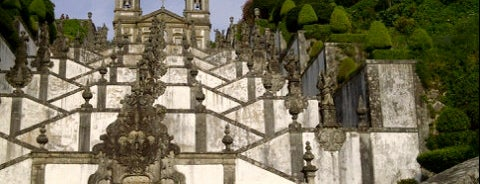 Miradouro do Bom Jesus is one of J's Liked Places.