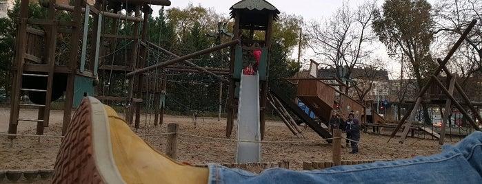 Vidám Pilóta játszótér is one of Kids.