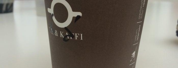 Te & Kaffi is one of Te & Kaffi.