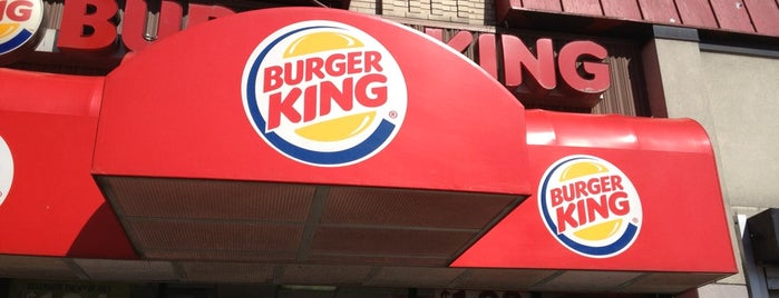 Burger King is one of Locais curtidos por Ara.