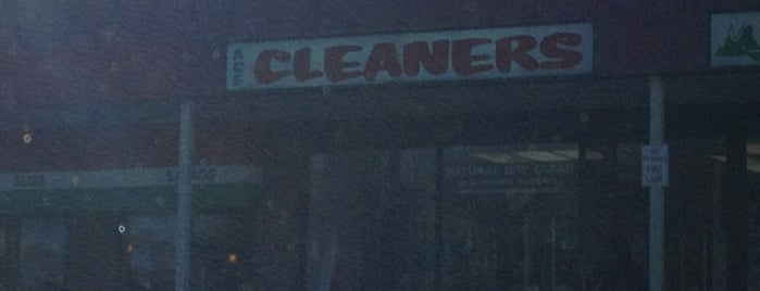 Ace Cleaners is one of Locais curtidos por Rob.