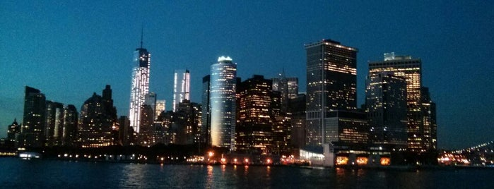 Staten Island Ferry - St. George Terminal is one of NEW YORK CITY : Manhattan in 10 days! #NYC enjoy.