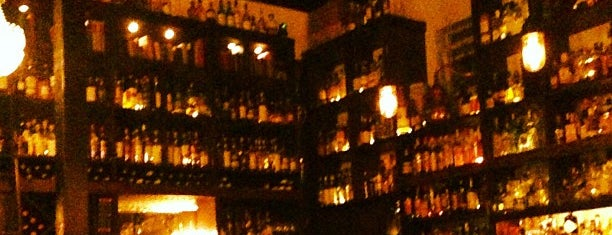 Canon is one of Bourbon Bars.