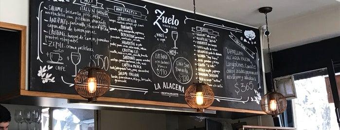 La Alacena is one of Lieux qui ont plu à Silvina.