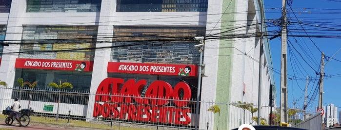 Atacado dos Presentes is one of Lugares favoritos de Larissa.