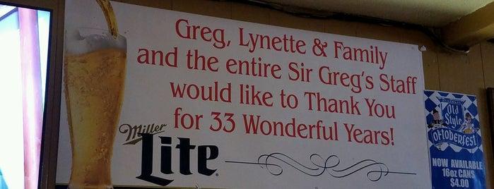 Sir Gregorys Pub is one of Nightlife.