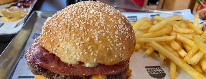 Burger Street is one of Hamburger.