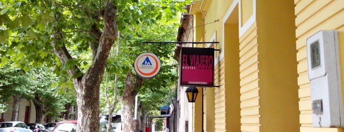El Viajero Hostels is one of Uruguay.