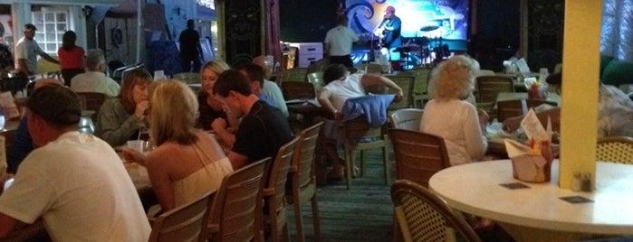 Dockside Tropical Cafe is one of Marathon.