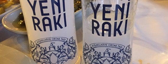 İç İçe Et Balık Meze is one of Alkollü lokanta.