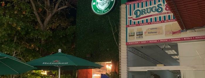 McCarthy's Irish Pub is one of Tempat yang Disukai Rossana.