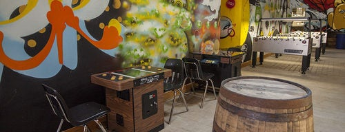 Emporium Arcade Bar is one of Chicago Avero Partners.