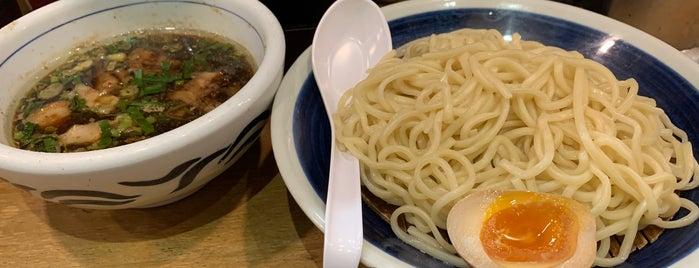 Shugetsu is one of Hong Kong ramen.