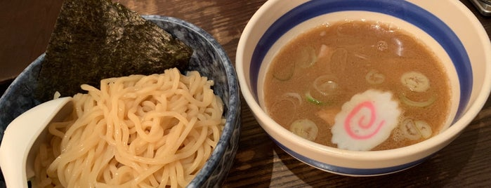 Taisho-ken Maruichi is one of Hong Kong ramen.