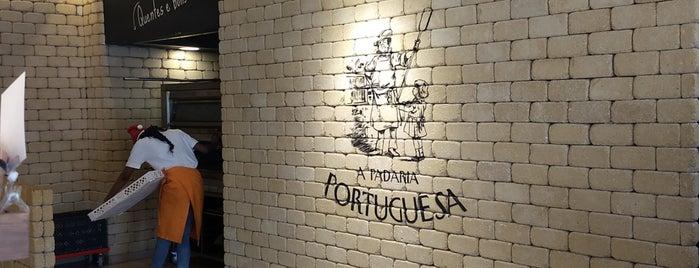 A Padaria Portuguesa is one of April'in Beğendiği Mekanlar.