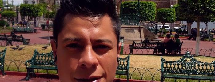 Plaza de Armas is one of สถานที่ที่ Ethan ถูกใจ.